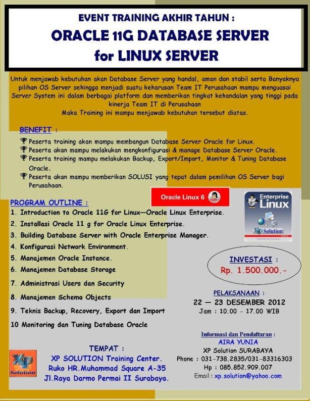 Brosur-Workshop-Oracle-for-Linux-22-23-Desember-2012