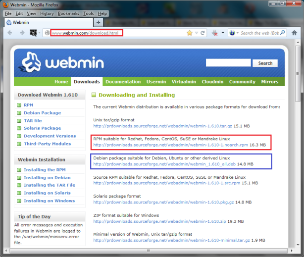 Install-Linux-Webmin-001