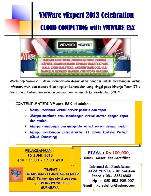 Brosur-Workshop-VMWare-ESX--vExpert-2013-Celebration