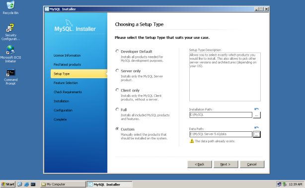 MySQL-Cluster-W2K3-010