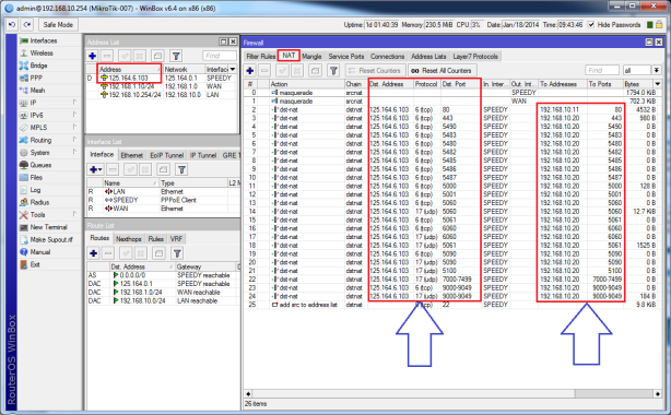 3CX-VoIP-Phone-System-Win7-024c-Port-Forwarding-Mikrotik-for-3CX-IP-PBX
