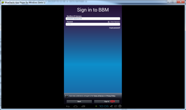 BBM-on-BlueStack-Android-App-Player-for-Windows-006