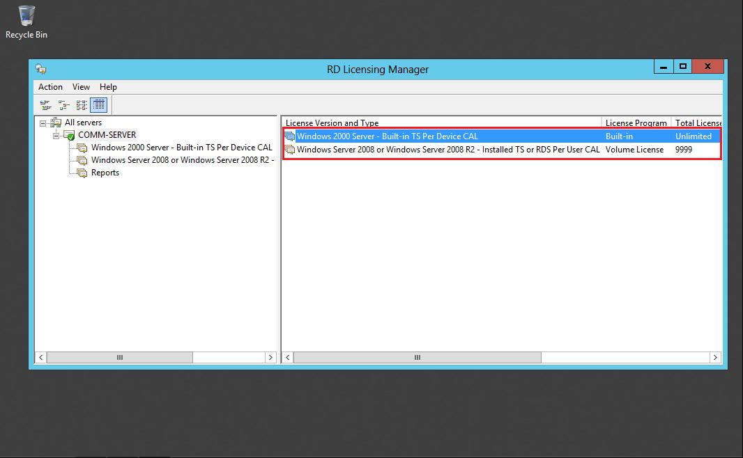 Как сделать терминальный сервер из windows 7