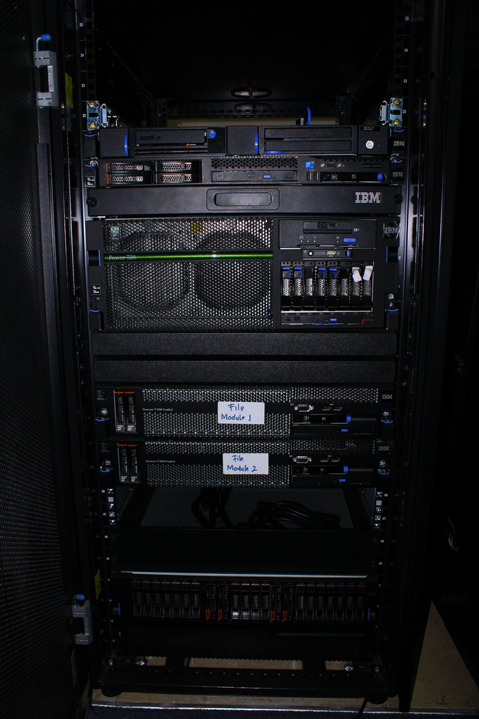 12-IBM-Power-720-Server