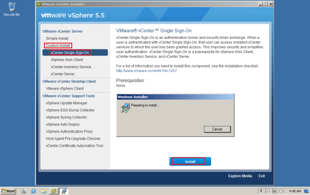 01-VMWare-vCenter-5.5-SSO-Install-001
