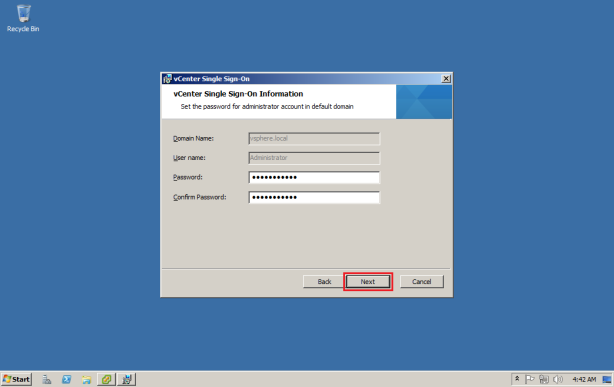 01-VMWare-vCenter-5.5-SSO-Install-006