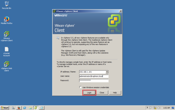 05-VMWare-vCenter-5.5-Manage-001