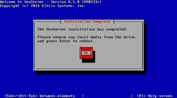 Install-CITRIX-XenServer-6.5.0-020