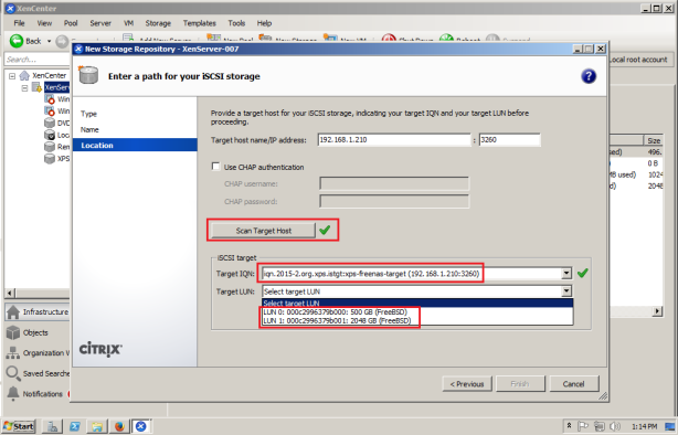 Install-NAS-iSCSI-Disk-for-Repository-CITRIX-XenServer-6.5.0-006